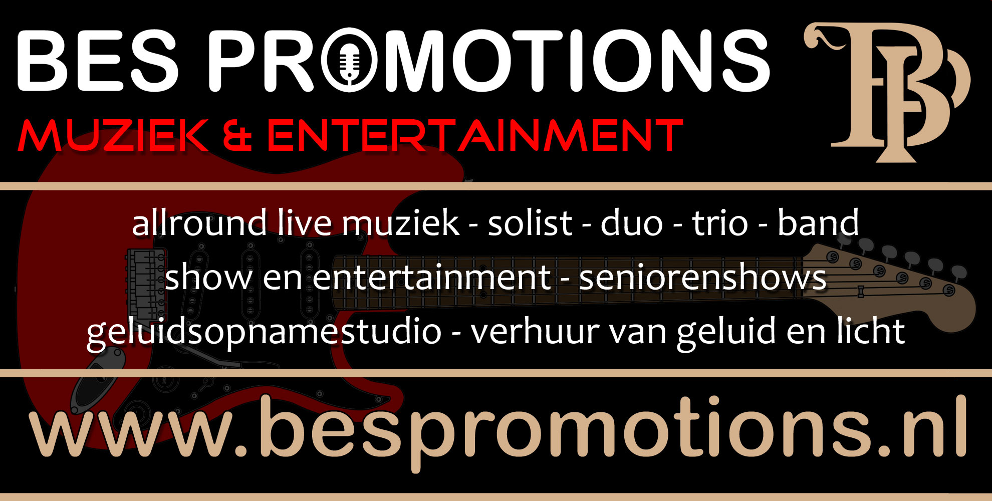 Bes Promotions Muziek & Entertainment